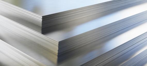 Example of Aluminum material