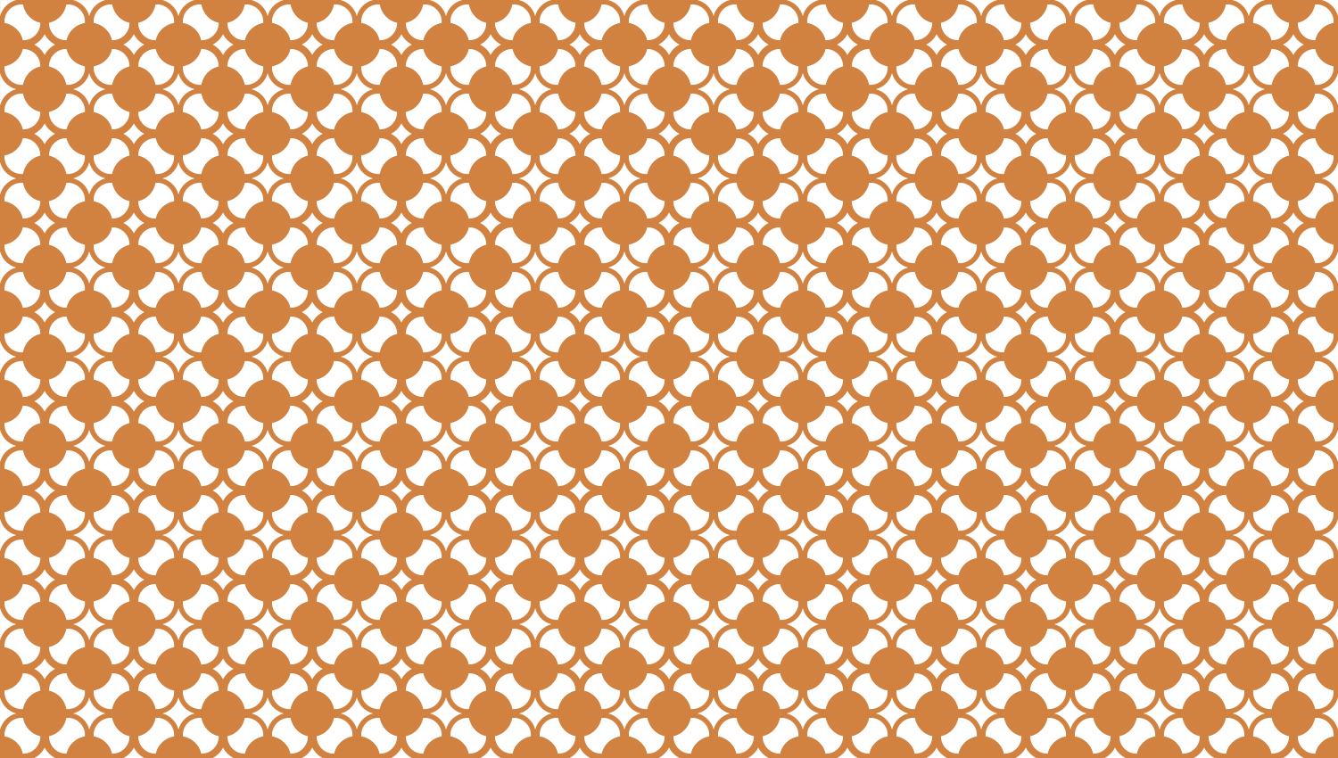 Parasoleil™ Geode© pattern displayed with a ochre color overlay