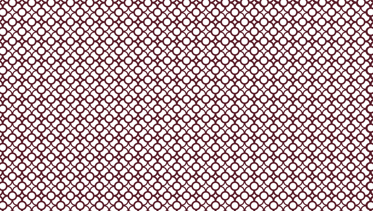 Parasoleil™ Pulsar© pattern displayed with a burgundy color overlay