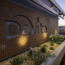 "Featured tile image for ""Davita Rooftop"" Case Study"