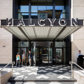 "Featured tile image for ""Halcyon Hotel"" Case Study"