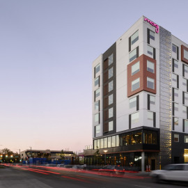 "Featured tile image for ""The Moxy Hotel"" Case Study"